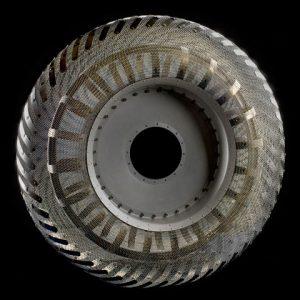 Wire Mesh Tire