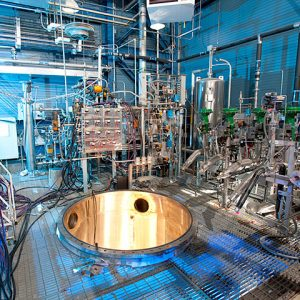 SMiRF Thermal Vacuum Test Chamber