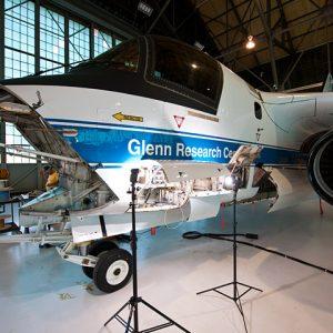 S-3B Viking research aircraft