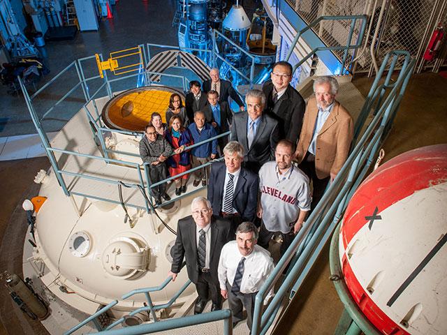 Zero Gravity Research Facility | NASA Glenn Research Center