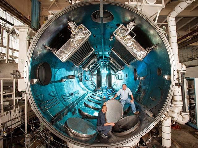Electric Propulsion Laboratory | NASA Glenn Research Center