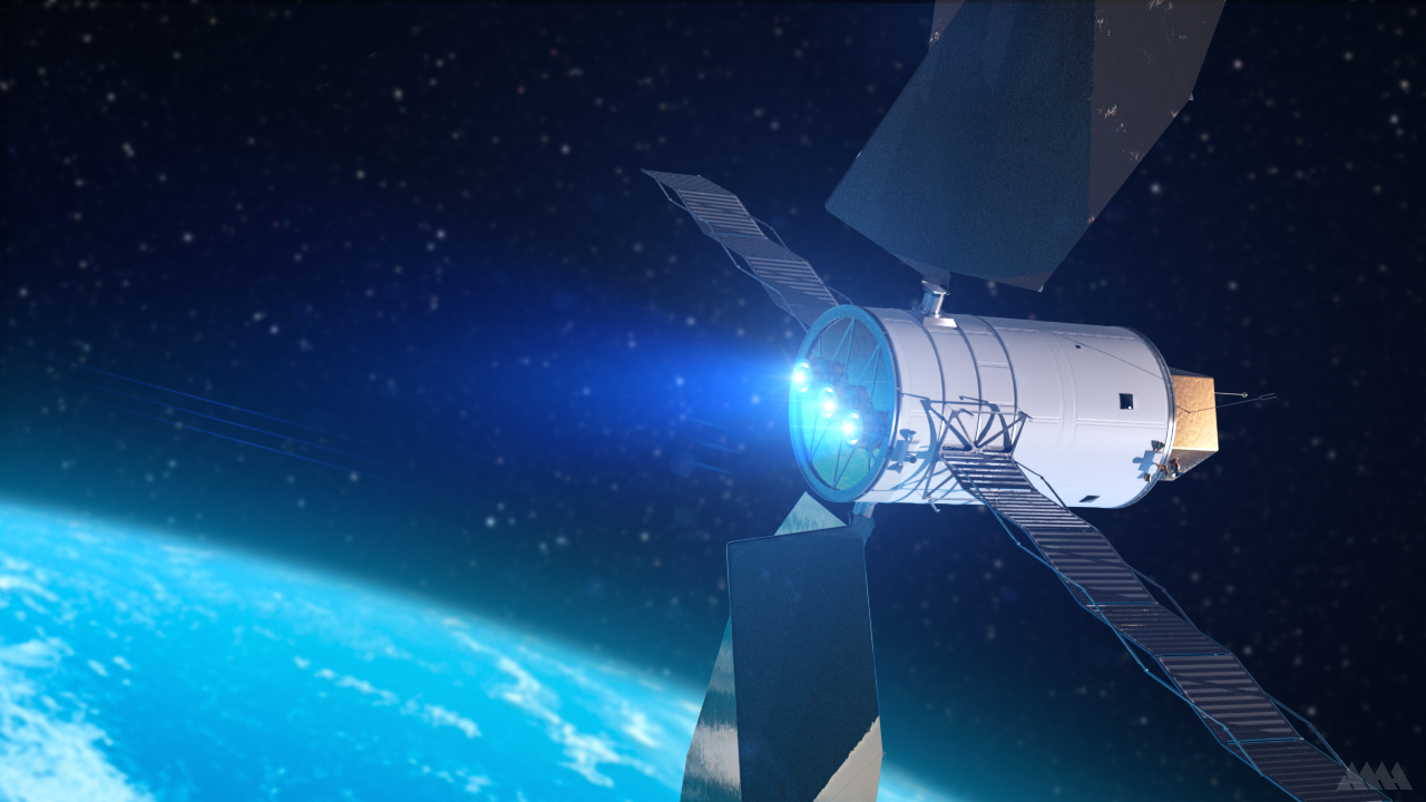 Solar Electric Propulsion | Glenn Research Center | NASA
