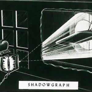 Shadowgraph illustration.