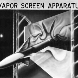 Vapor screen illustration.