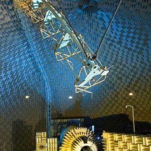 Aero-Acoustic Propulsion Laboratory