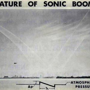 Sonic boom chart.