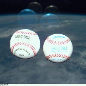 NASA Baseball