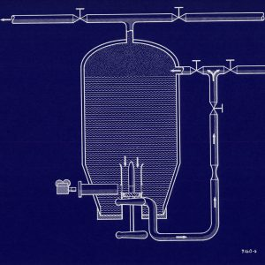 Diagram of the Boiling Fluids Rig inside C Site.