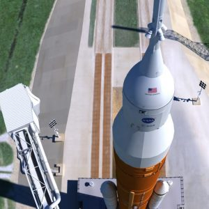 Block 1B Launch