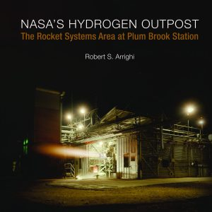 Book Cover - NASA's Hydrogen Outpost