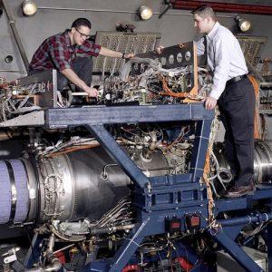 F-405 engine