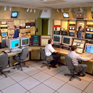 control room 10′x10′ Supersonic Wind Tunnel