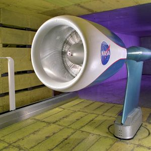 Alternative Low Noise Fan System