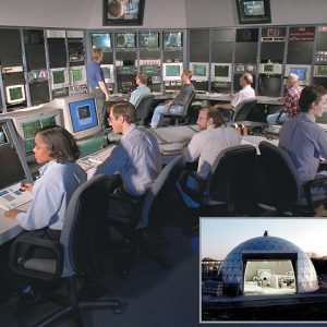 Aero-Acoustic Propulsion Laboratory Control Room