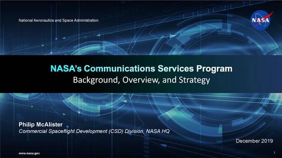 CSP - WSBR Presentation Dec 2019