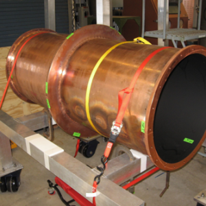20K – 90K Calorimeter Warm Guard,