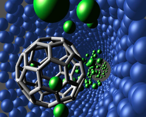 Depiction of Colloidal Superstructures in 3D