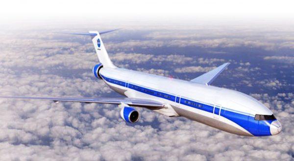 EAP NASA STARC-ABL aircraft