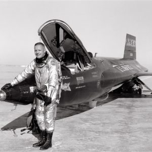 Armstrong with X-plane