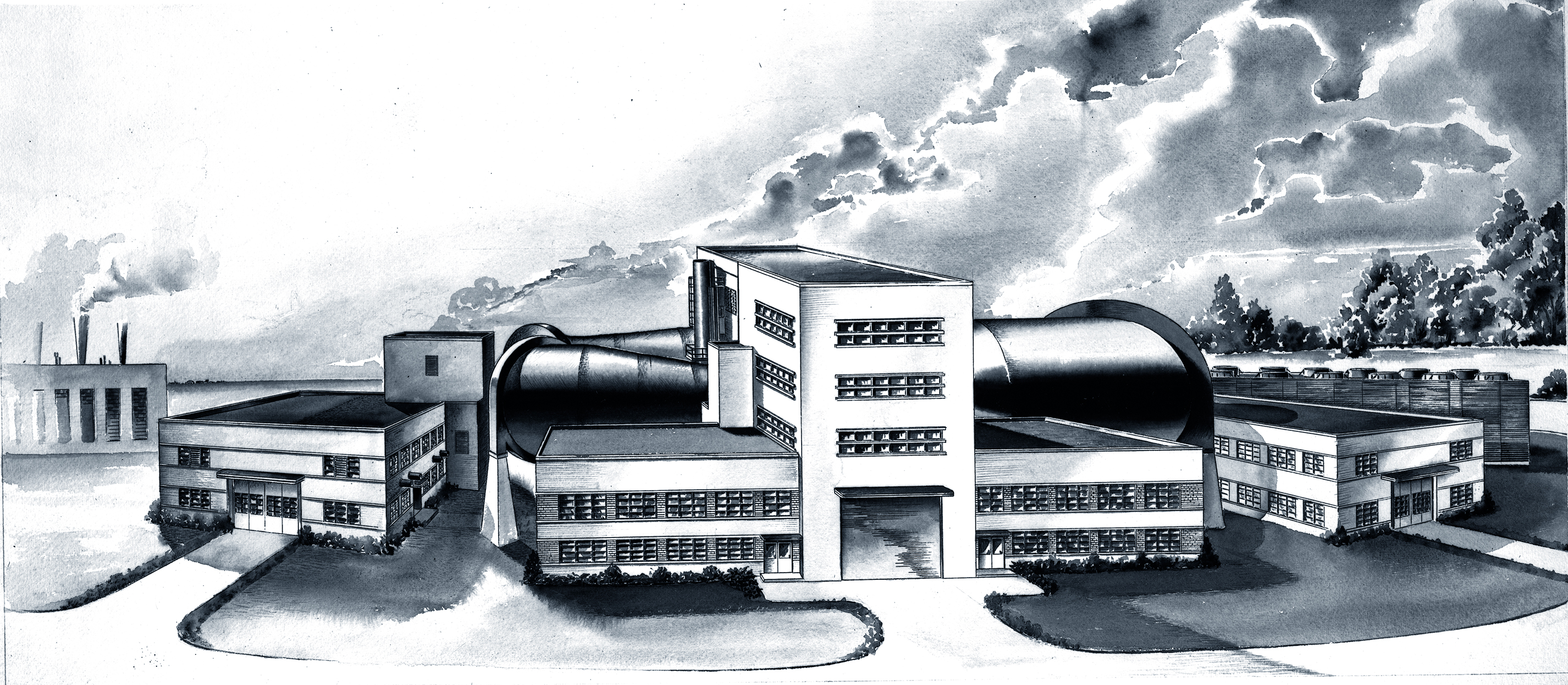 Illustration of the AWT complex.