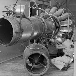 General Electric I-40 Engine