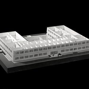 M&S Building model.