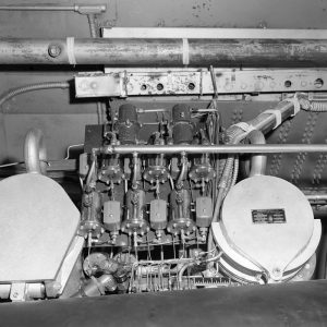 Control system for the Marquardt RJ43-MA-3 ramjet engine installed in PSL No. 1.