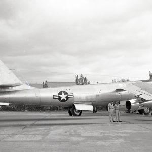 B-57 bomber.