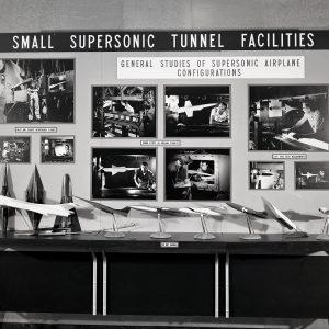 Tunnel exhibit.