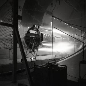 Atlas/Centaur separation test in SPC No. 2.