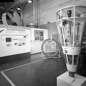 SNAP 8 exhibit.