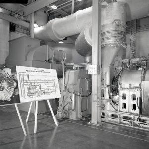 Large Compressor.