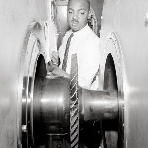 Reid with compressor.