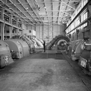 Compressors in the PSL Equipment Building