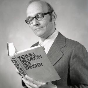 Siegel reading book.