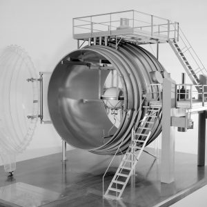 Model of K Site Vacuum Chamber