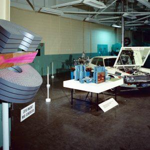 Automotive display.