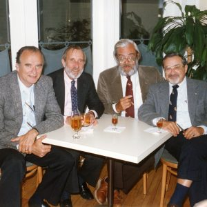 Harold Mirels, Franklin Moore, Stephen Maslen, and Simon Ostrach