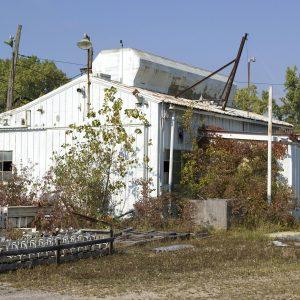 I Site Exterior in 2007