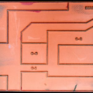 Cyclotron floor plan.