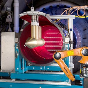 Ice Measurement Probes in Propulsion Systems Laboratory,