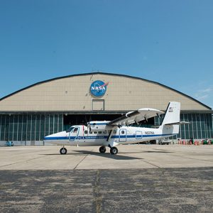 Twin Otter research aircraft