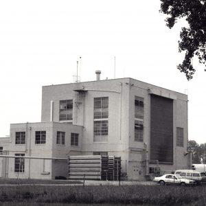 Exterior of K Site