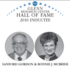 Sanford Gordon and Bonnie McBride