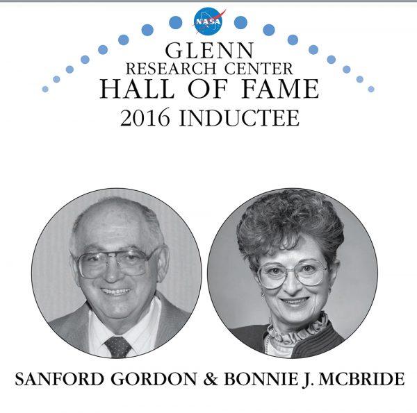 Sanford Gordon and Bonnie McBride