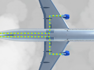 Advanced Air Transport Technology/Hybrid Gas-Electric Propulsion (AATT/HGEP)