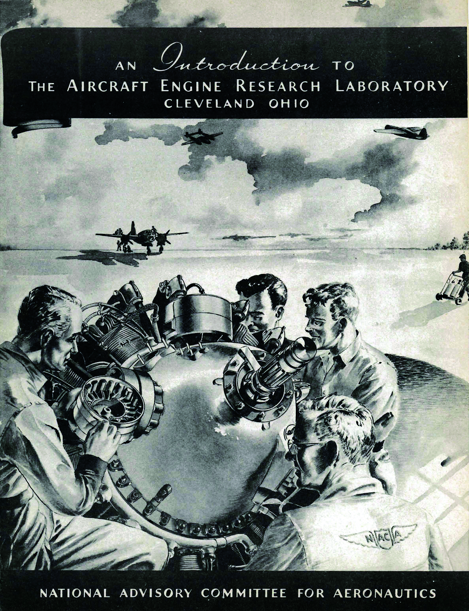 Book cover, Introduction to the AERL