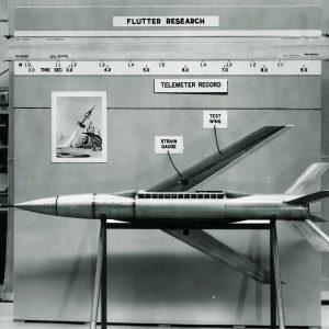Missile display.