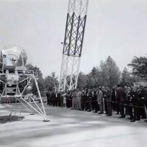 Group viewing lander.