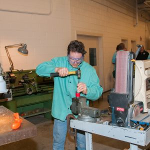 Our expert machine shop personnel can perform minor repairs on robot components